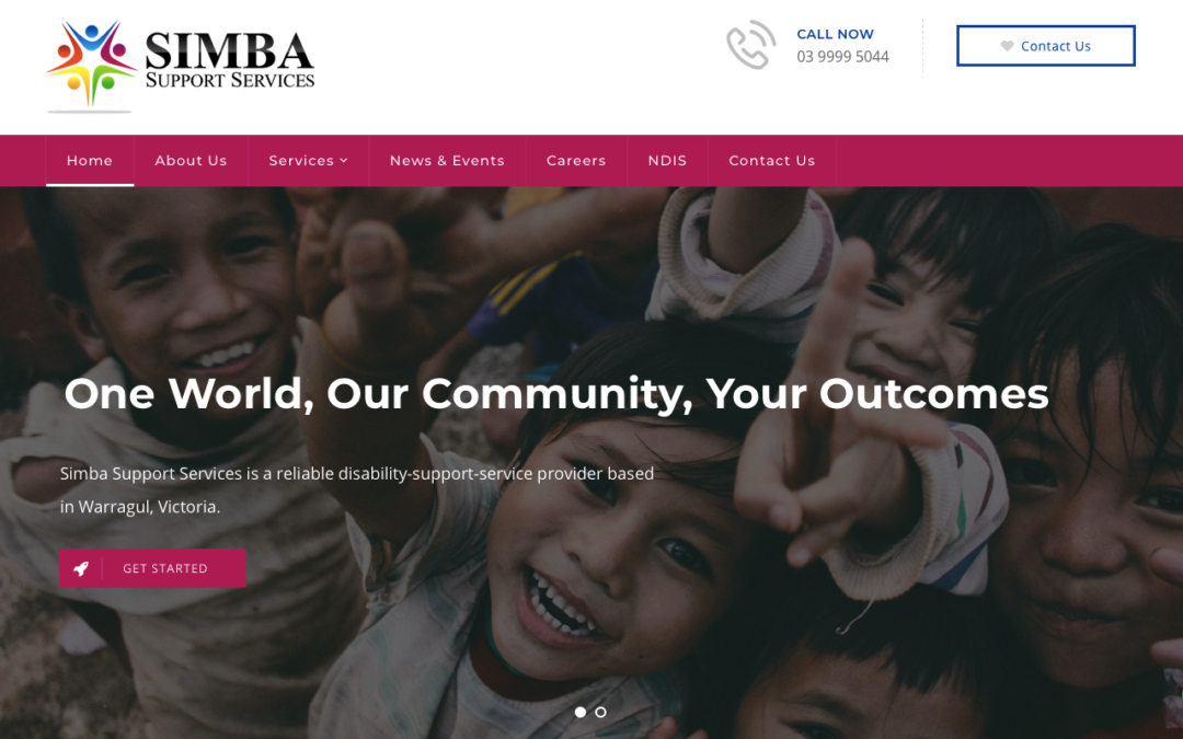 Simba Support Services Website Formally Launched
